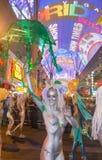Гей-парад Лас-Вегас Стоковые Фотографии RF