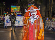 Гей-парад Лас-Вегас Стоковое Фото