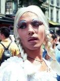 Гей-парад - Париж Стоковые Фотографии RF
