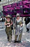 Гей-парад - Париж Стоковое Изображение
