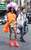 Гей-парад - Париж Стоковые Фото