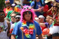 Гей-парад Чикаго Стоковое Изображение RF