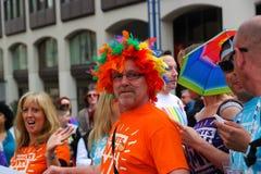 Гей-парад 23-ье марта май 2015 Стоковые Фотографии RF