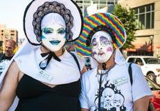 Гей-парад Стоковая Фотография