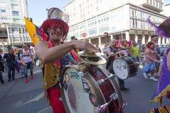 Гей-парад 2016 Genova Стоковые Изображения RF