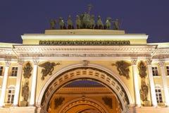 генеральный штаб Стоковая Фотография
