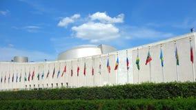 Генеральная Ассамблея Организации Объединенных Наций Стоковая Фотография RF