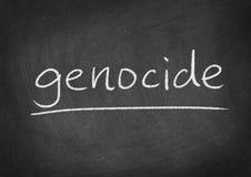 геноцид стоковые фото