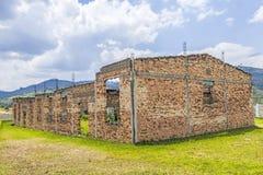 Геноцид в Butare, Tuanda стоковая фотография rf