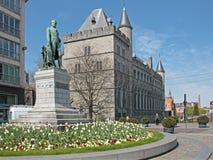 Гент, Бельгия стоковые изображения
