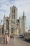 Гент, Бельгия стоковое изображение