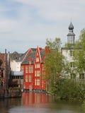 Гент, Бельгия стоковая фотография