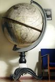 географический музей глобуса Стоковое Фото