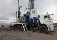 Геологохимическая машина Стоковое фото RF