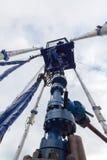 Геологохимическое оборудование машины Стоковые Фотографии RF