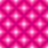 Геометрическая абстрактная предпосылка с формами диаманта как картина мозаики в ультрамодном пинке 2019 цветов пластиковом иллюстрация вектора