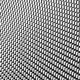 Геометрическая абстрактная monochrome предпосылка иллюстрация штока