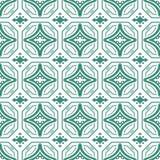 Геометрическая арабская исламская предпосылка картины Стоковые Изображения