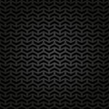 Геометрическая безшовная картина конспекта вектора Стоковая Фотография