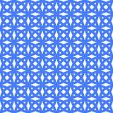 Геометрическая безшовная картина орнамента Предпосылка вектора Стоковая Фотография RF