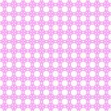 Геометрическая безшовная картина орнамента Предпосылка вектора Стоковое Изображение RF