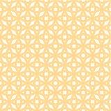 Геометрическая безшовная картина орнамента Предпосылка вектора Стоковая Фотография