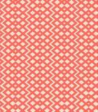 Геометрическая безшовная картина. Структура плетения Стоковое Фото