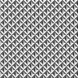 Геометрическая безшовная картина Стоковые Изображения