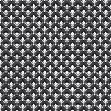 Геометрическая безшовная картина Стоковая Фотография RF