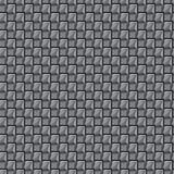 Геометрическая безшовная картина Стоковые Фотографии RF