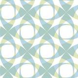 геометрическая безшовная прозрачная картина Стоковые Изображения RF