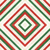 Геометрическая богато украшенная абстрактная картина Стоковые Фото