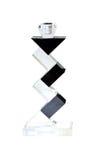 геометрическая ваза Стоковая Фотография RF