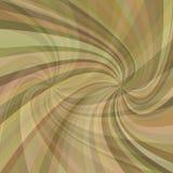 Геометрическая двойная спиральная предпосылка - vector дизайн от завихряясь лучей Стоковое Изображение