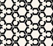 геометрическая картина безшовная Стоковая Фотография