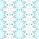 геометрическая картина безшовная Стоковое фото RF
