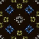 Геометрическая картина вектора Стоковое Изображение RF