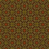 Геометрическая картина в аравийском стиле бесплатная иллюстрация