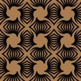 Геометрическая картина год сбора винограда стиль Арт Деко Стоковые Фотографии RF