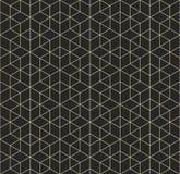 Геометрическая картина пересекать выравнивается на темной предпосылке абстрактная конструкция предпосылки ваша вектор бесплатная иллюстрация