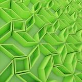 Геометрическая картина полигонов конспекта цвета Стоковое Фото