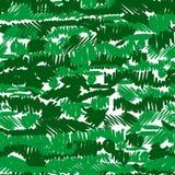 Геометрическая картина с случайными пересекая линиями Хаотическая грубая текстура иллюстрация штока