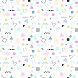 геометрическая картина Стоковое Фото