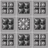 Геометрическая картина 22 Стоковая Фотография
