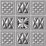 Геометрическая картина 23 Стоковая Фотография RF