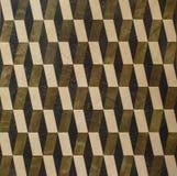 Геометрическая плитка пола картины керамическая стоковое фото