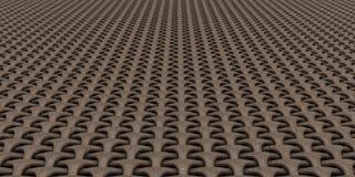 геометрическая предпосылка обоев конспекта Weave 3D иллюстрация штока