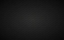 Геометрическая предпосылка полигонов, абстрактное черное металлическое нержавеющее Стоковая Фотография RF