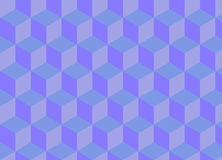 Геометрическая предпосылка картины, вектор иллюстрации Стоковые Фотографии RF