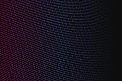 Геометрическая предпосылка решетки иллюстрация вектора